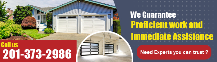Garage Door Repair Services in New Jersey